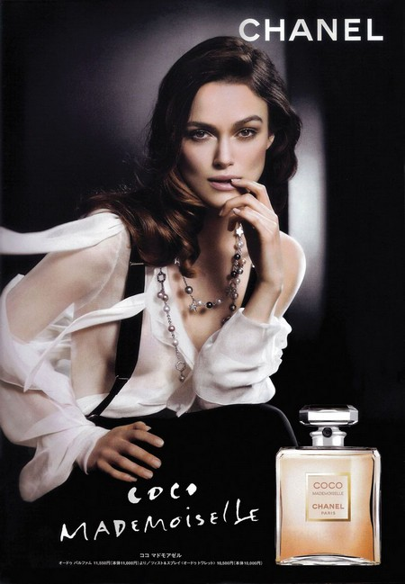 keira knightley chanel coco mademoiselle commercial. Keira Knightley#39;s new dazzling