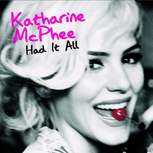 katharine mcphee stuff. Artist: Katharine McPhee